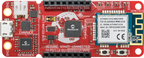 SAM-IoT WG Development Board