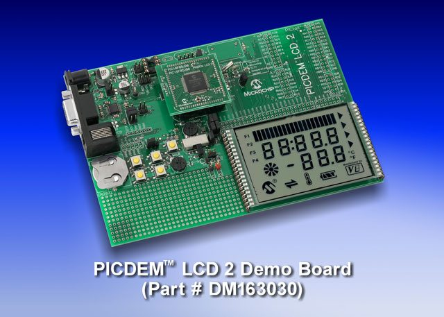 PICDEM LCD 2 large