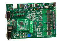 dsPICDEM™ MCLV-2 Low-Voltage Motor Control Development Board