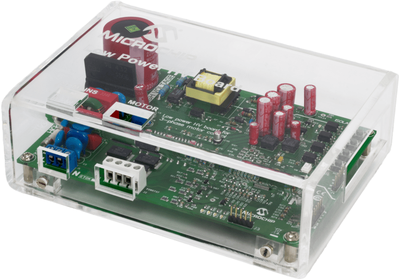MCU32-PHOTO-Low-Power-High-Voltage-Motor-Control-Reference-Design-Angle-with-Case