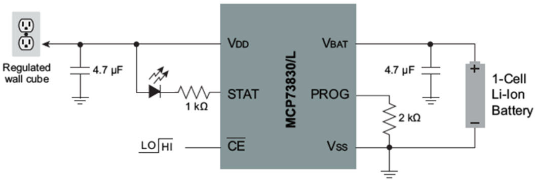7 4v Li Ion Battery Charger Circuit Diagram - Data Wiring Diagrams •