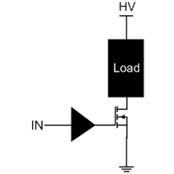 Low Side Power MOSFET Driver