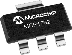 MCP1792 Chip DIagram