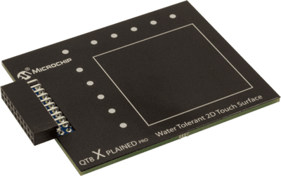 2D Touch Pads with MCU | Microchip Technology