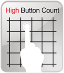 High Button Count-Gray
