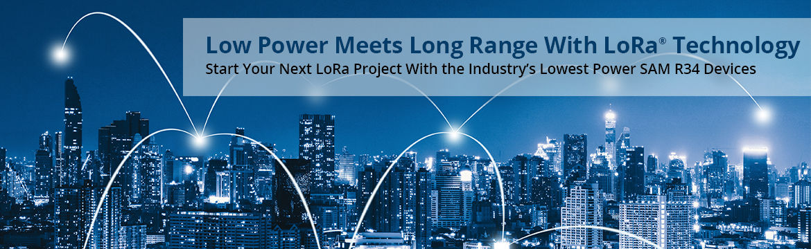 Low Power Meets Long Range with LoRa Technology