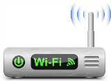Wi-Fi Router Image