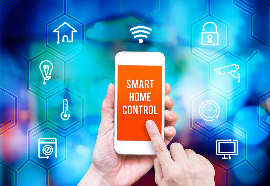 Smartphone Home Control Introduction
