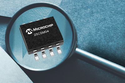 4 Mbit Serial EEPROM—Same Low Power, Twice the Memory