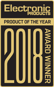 Electronic Products -  Product of the Year 2018 Award Winner - Logo