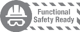 Functional Safety Ready Icon