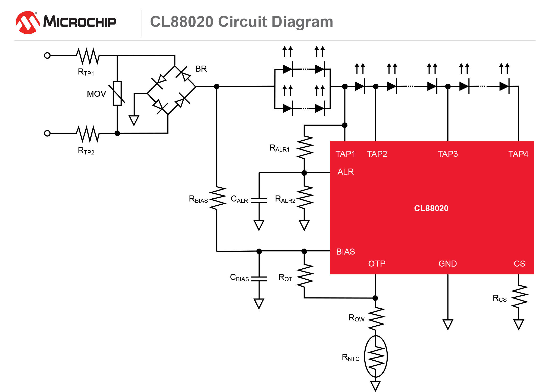 Create More Reliable And Cost Effective Led Lighting Applications Driver Circuit For 170706 Apid Diag Cl88020 7x5