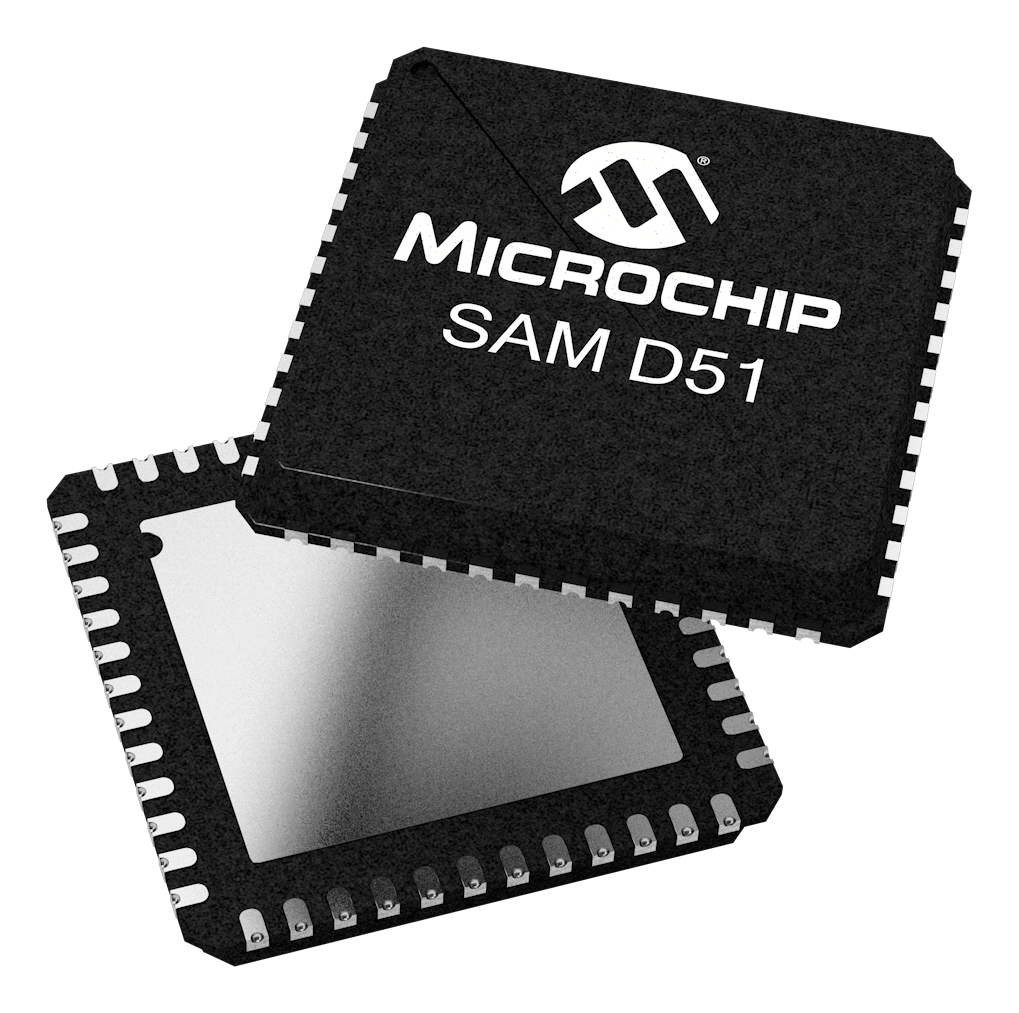 SAM D51 Chip Shot